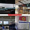 韓國釜慶-14:20抵達小港機場