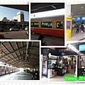 高雄公車站、火車站及台南火車站等