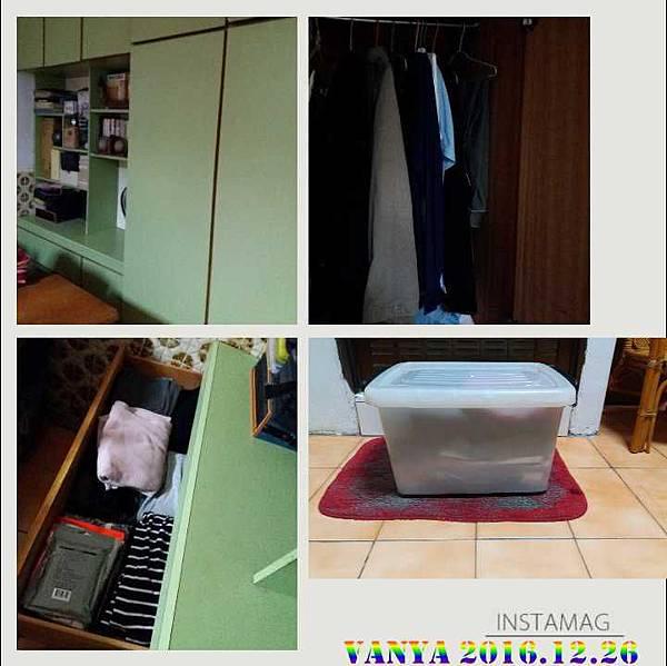老媽房間-我的衣物部分