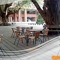中山大學行政大樓廣場-威爾希斯咖啡前