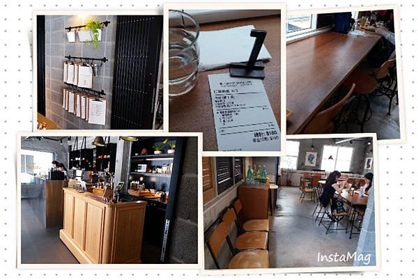 shiba cafe-1F及2F內部空間