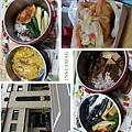 一周午餐便當及附近多那之、中山大學市集之臭豆腐