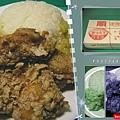 高雄哈瑪星之順和排骨飯,雞腿飯