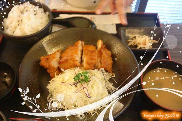樹太老日式定食專賣店-學妹的炸雞肉定食