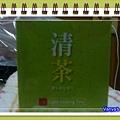 爭鮮壽司的清茶,一盒30元,共15個茶包,不錯喝!