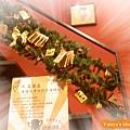 咖啡林咖啡0409-樓梯上的吊飾