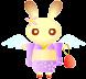 日式風小兔子