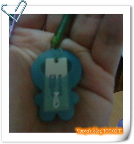 穎的小人USB