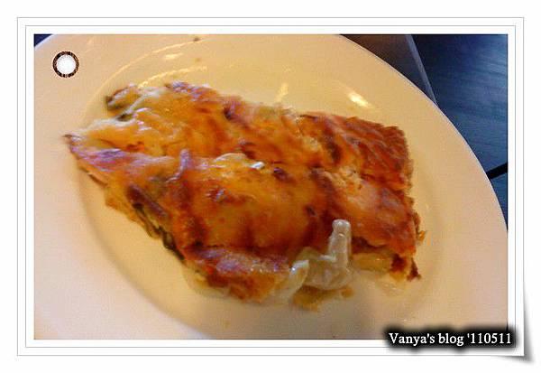 高雄夢時代之韓味煮藝-外酥內軟的煎餅