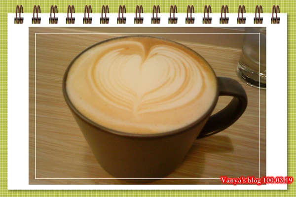 咖啡林咖啡-穎點的原味卡布奇諾不加糖