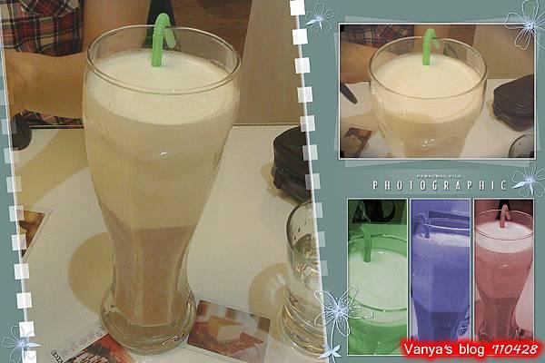 高雄咖啡林咖啡0428-毛點的冰印度拉茶