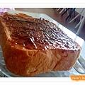 高雄咖啡林咖啡0422-英式厚片,覆盆子口味,偏酸甜