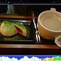 高雄中山品田牧場-老妹的甜點之覆盆子蛋糕、熱咖啡