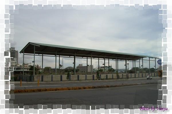 哈瑪星的火車亭