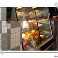 冷藏庫區及點餐台