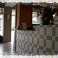 咖啡店門口