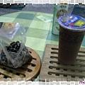燒酒螺和麥茶