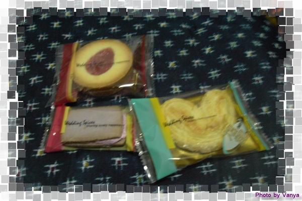2008.11.25 喜餅