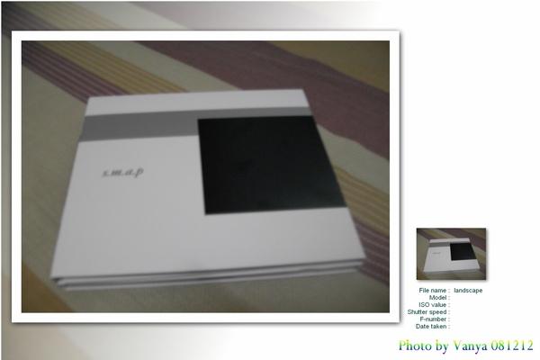 2008 SMAP 019 封面