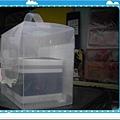 盒裝背扣為蝴蝶型,很特殊唷!