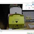 可愛的外盒,尤其是心型很Q
