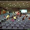 980610行銷實習發表會學生入座