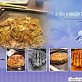 文字燒、大阪燒和炒麵