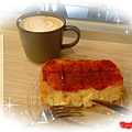 咖啡林咖啡0409-一口咖啡,一口厚片