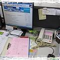 981013穎的辦公桌面照