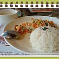 新堀江橘郡之奶香雞排特餐