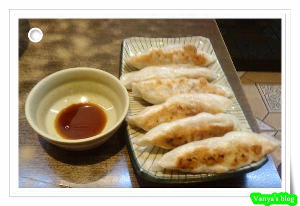 新崛江博將拉麵之煎餃
