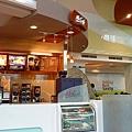 博愛麥當勞之咖啡區