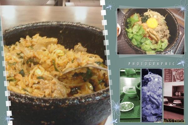 可瑞安之韓式泡菜拌飯