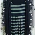舒服好穿的長版衣-深藍,這款要預購才有