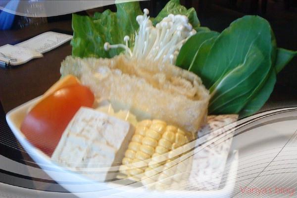 """""""聚""""之蔬食套餐之精緻時蔬"""