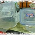 樂扣保鮮盒-裝蔬果