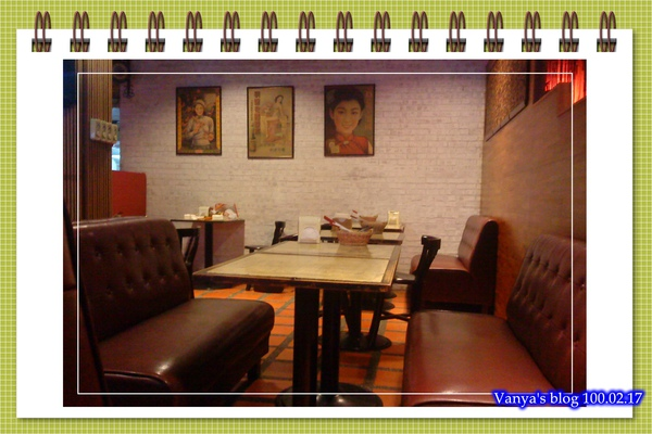 高雄幸福茶餐廳-室內座位