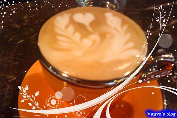 雅詩斐咖啡之熱卡布奇諾