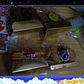 姑婆送的禮盒之西式餅乾