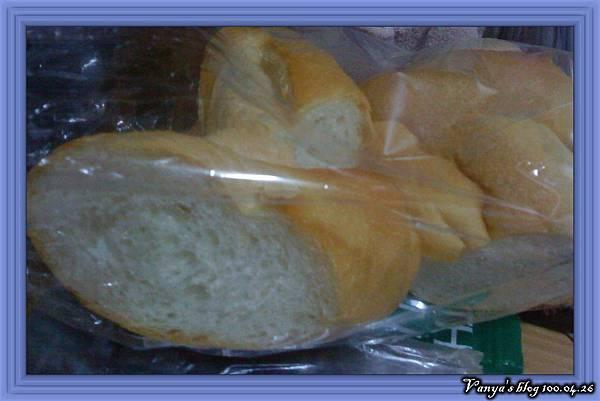 高雄鹽程生力麵包-魔杖