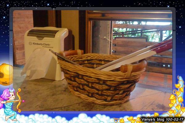 高雄幸福茶餐廳-餐桌上的餐具等