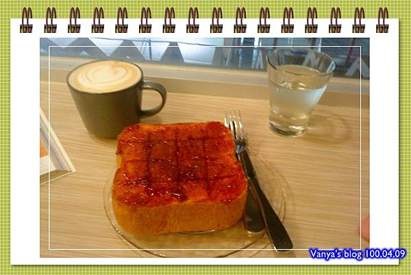 咖啡林咖啡0409-穎最愛的點心組合