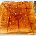 高雄咖啡林咖啡0416-草莓口味,英式厚片,口味偏甜