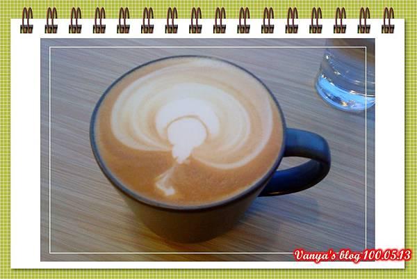 高雄咖啡林咖啡0513-無糖熱卡布2