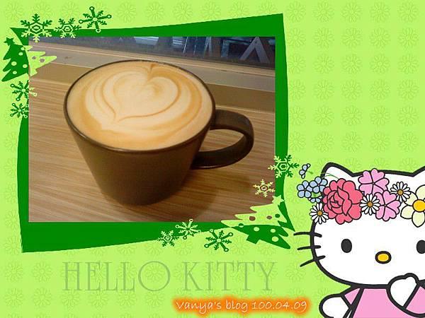 咖啡林咖啡0409-無糖熱卡布