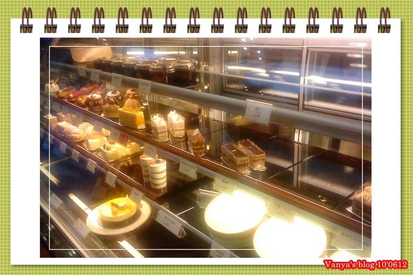 帕莎蒂娜麵包坊-蛋糕專區