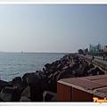 大年初五的西子灣,太陽熱呼呼