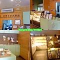 高雄烘樂夫法式烘焙坊,室內裝飾