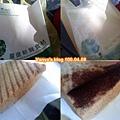 拉亞漢堡-全麥波浪巧克力吐司