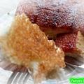 高雄咖啡林咖啡-英式厚片之綜合莓,底部焦焦很好吃